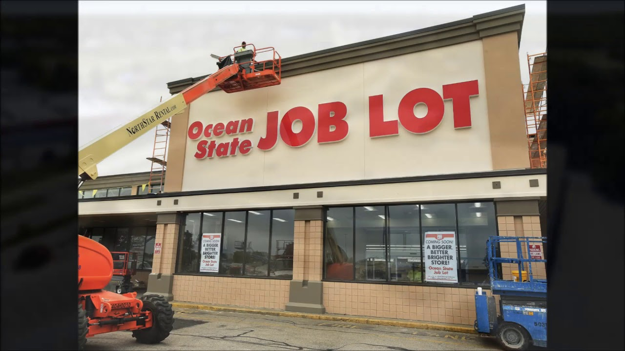 New Ocean State Job Lot to open Friday in Fall River - News - The