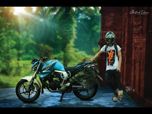 Mainpulation Photo Edit Bangla Tutorial