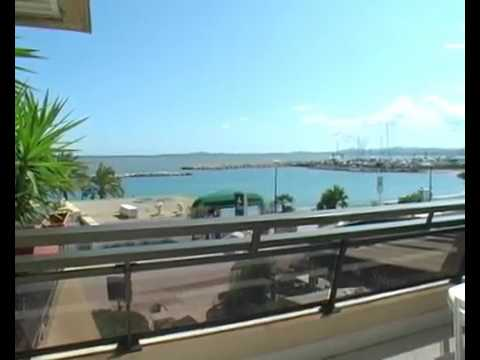 Apartment for rent in Atoll Beach residence in Saint Laurent du Var