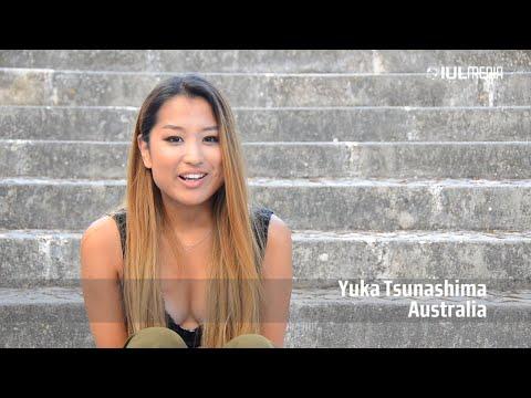 IBS Summer School Lisbon 2016 student Yuka Tsunashima from Australia