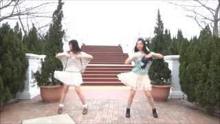 Cover dance: (left) Ktal (right) KST Song: I ♥ (I love) - Kagamine ...