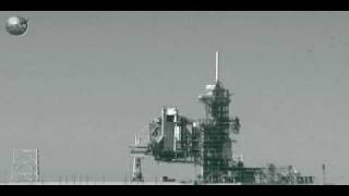 UFO Sighting NASA Kennedy Space Center surveillance camera Launch Complex 39B night vision