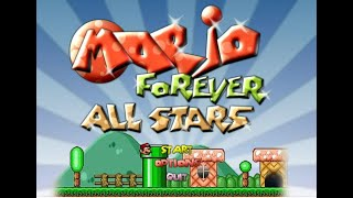 Mario Forever All Stars by Crist1919 and MV3410 Walkthrough [HD]