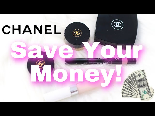 THE WORST MAKEUP FROM CHANEL