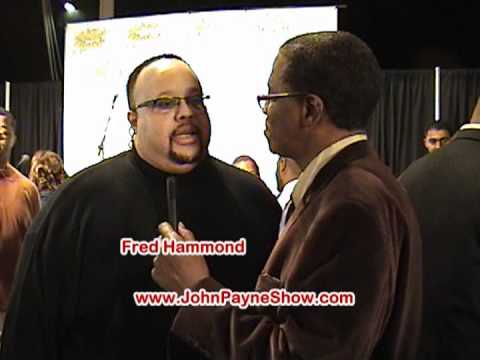 Fred Hammmond Interview at Stellar Awards with John Payne