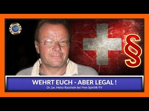 Wehrt Euch - Aber legal ! - Heinz Raschein