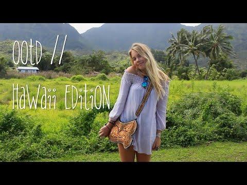 OOTD // hawaii edition