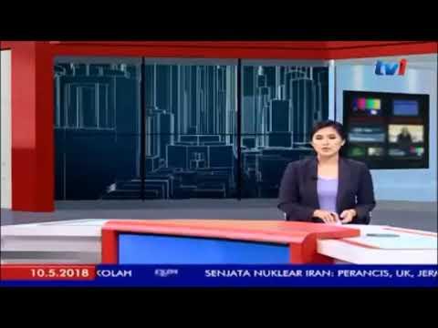 DR M - BAKAL LAKSANA SEMULA CUKAI SST [10 MEI 2018]