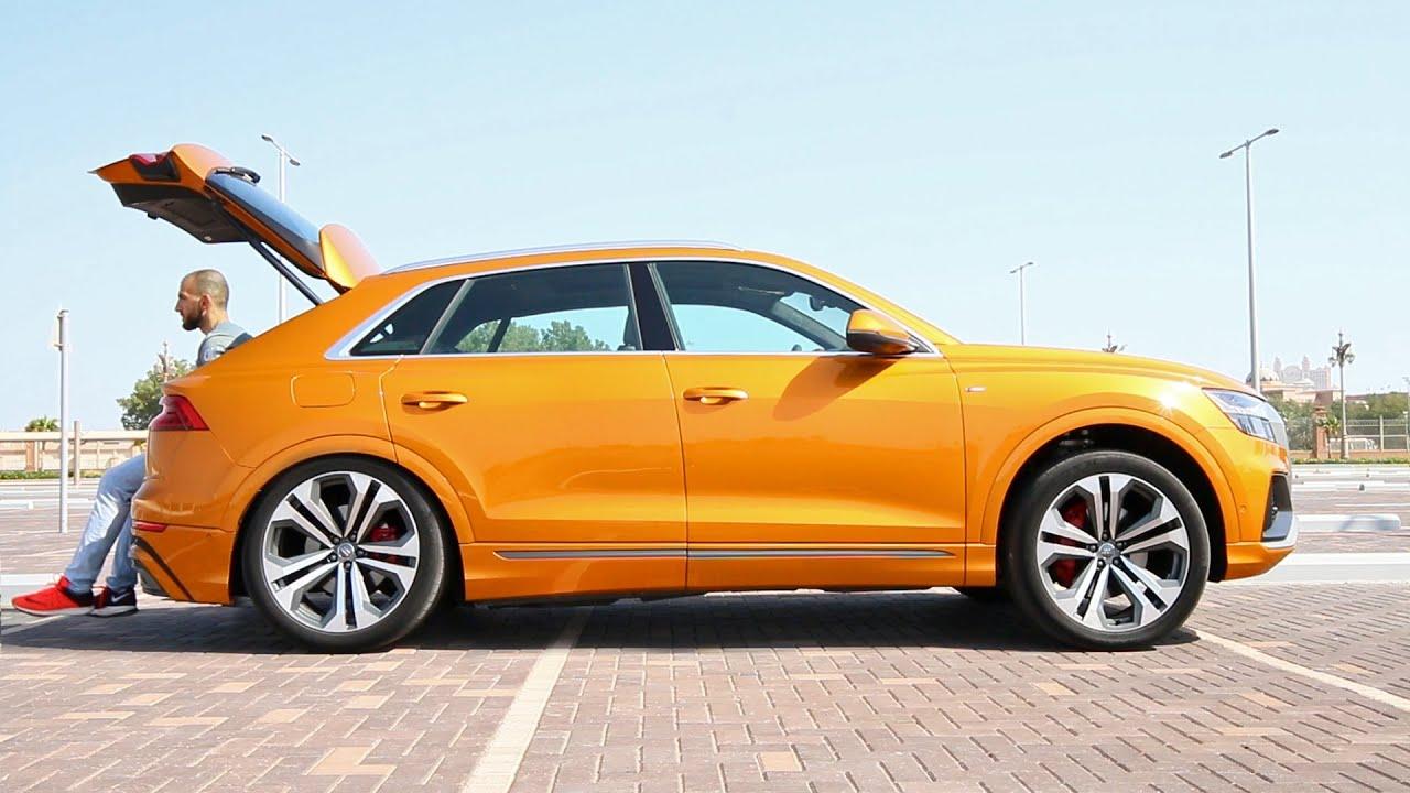 شو قصة اودي كيو8؟ كل ما تحتاج معرفته Audi Q8