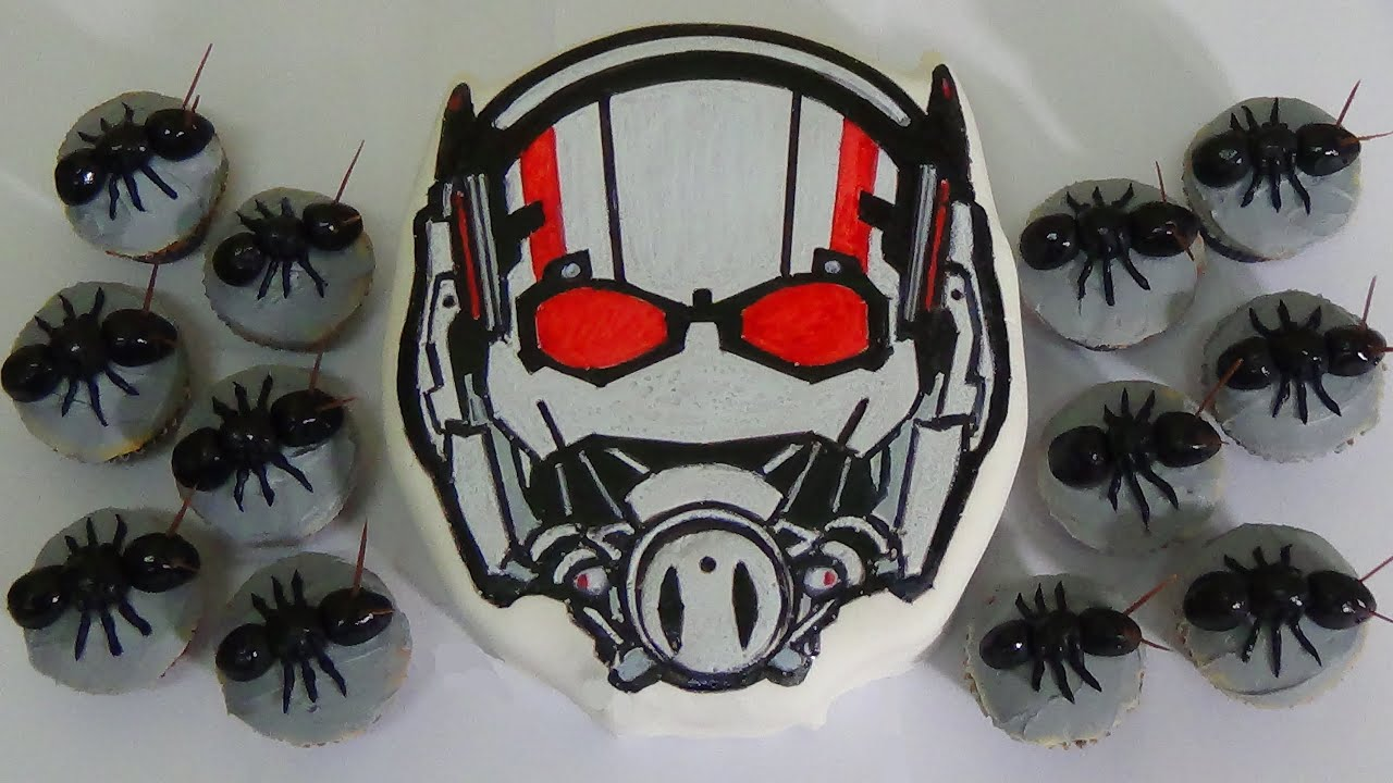 Ants Cupcakes Cakes