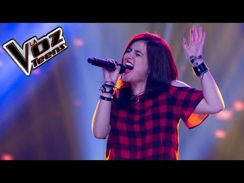 Morgana canta 'Don't cry' | Audiciones a ciegas | La Voz Teens Colombia 2016
