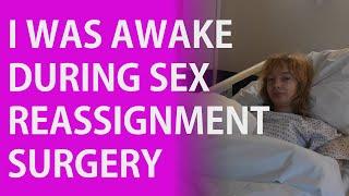 SRS vlog Part 1 - I had Gender Confirmation Surgery while awake with Tina Rashid - Transgender Vlog