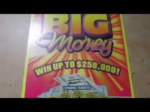Texas Lottery Scratch Offs