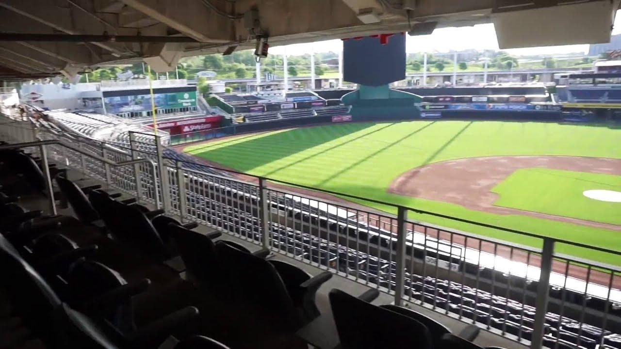 Kauffman Stadium Signature Suite Tour Youtube
