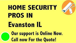 Best Home Security System Companies in Evanston IL