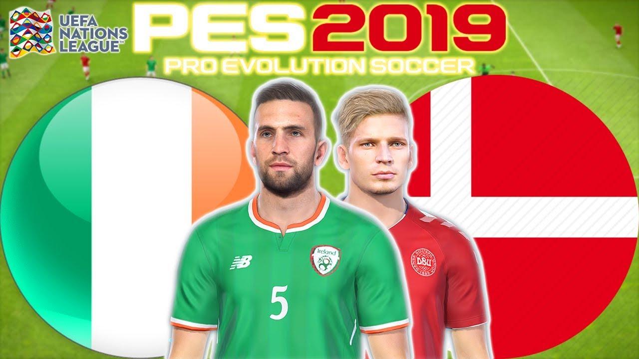 Dänemark Irland