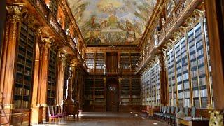 Strahov Monastery and Library: Prague