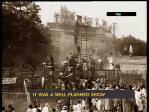The day Babri Masjid was demolished