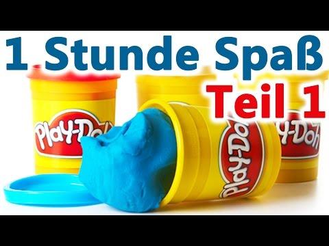 Play Doh Deutsch Knete | Mit KRÜMELMONSTER und CO. | Teil 1 | Spiel mit mir Kinderspielzeug