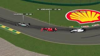 Тест-гонка Гран-при Австралии(, 2015-10-01T19:30:56.000Z)