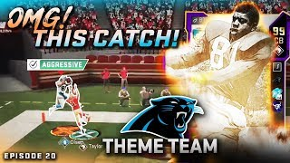 Panthers vs Niners Theme Team In Wildcard | Panthers Legend NTL Joins All Time Panthers Theme Team