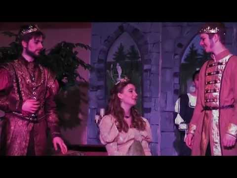 """Quest's """"The Winter's Tale"""" ACT 1"""