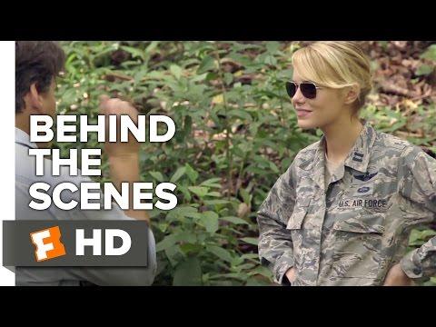 Aloha Behind the s  Working with Cameron Crowe 2015  Bradley Cooper, Emma Stone Movie HD