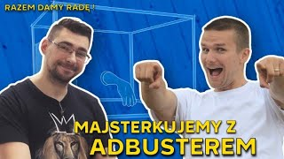 RAZEM DAMY RADĘ - Glove Box dla AdBustera