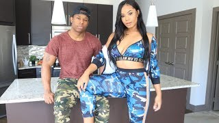 MY BOYFRIEND RATE MY OUTFITS UNDER $15  1-10 | AFRICAN MALL