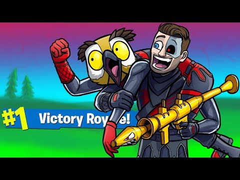 CAN I CARRY VANOSS IN DUOS TO VICTORY??? (Fortnite Battle Royale Funny Moments)