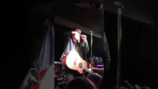 Russell Dickerson Blue Tacoma