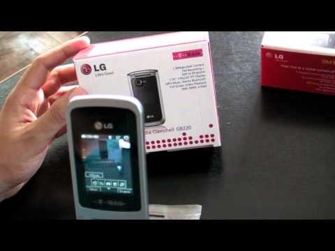 LG GB220 Review HD ( in Romana ) - www.TelefonulTau.eu -