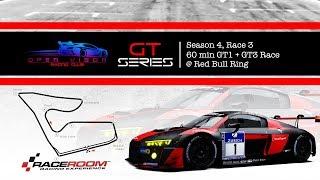 RaceRoom VR | OVRC GT Series - Season 4, Race 3 @ Red Bull Ring