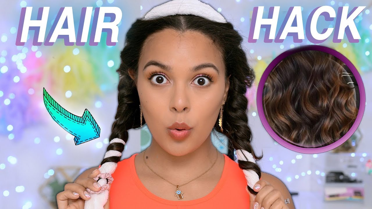 8 Ways To Get Heatless Curls According To Pro Stylists Well Good