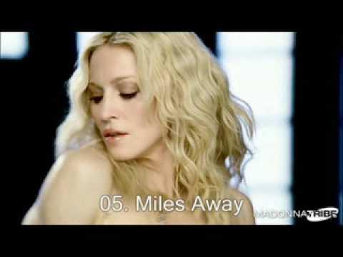 Madonna /hard candy /05/ miles away
