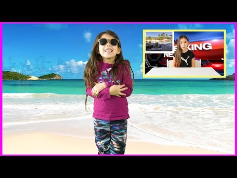 The Good News of the Day & Weather with Sofia