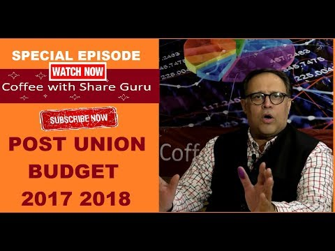 POST BUDGET IN HINDI | Coffee with Share Guru | SPECIAL EPISODE