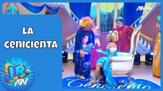 JB en ATV: La 'tía Gloria' busca integrantes para su nueva versión de 'La Cenicienta'