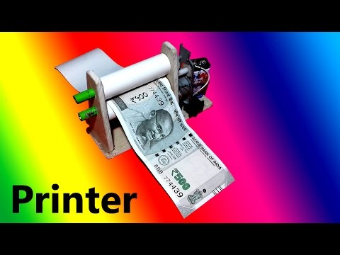 How to Make a Money Printer Very Simple