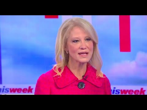 Kellyanne Conway: Everyone Who Commits Sexual Assault Should Resign