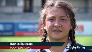 Glendale Raptors Rugby Academy High School Girls Rugby Camp Recap