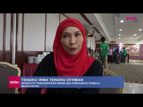 Majlis Kempen Derma Darah Anjuran Bersama Persatuan Hotel Malaysia Dan Primula Beach Hotel