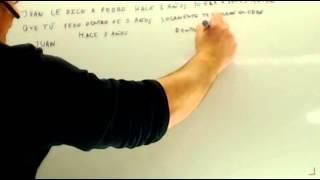 Problemas de ecuaciones Edades Matematicas 2 ESO Academia Usero Estepona