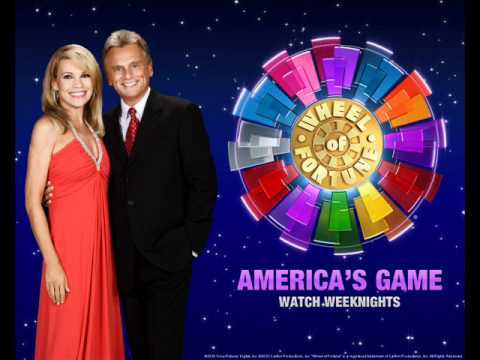 Wheel of Fortune Toss-Up Music 2007-2016