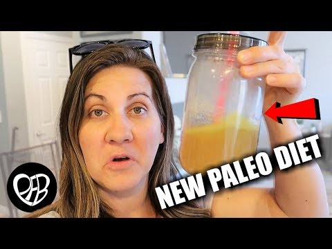 LIFE CHANGING DIET | What I Eat in a Day on PALEO AUTOIMMUNE DIET | Sick with Pancreatitis thumbnail