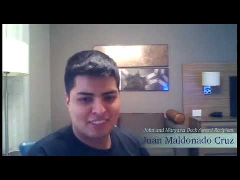 Why apply for a Cascadia College scholarship: Juan