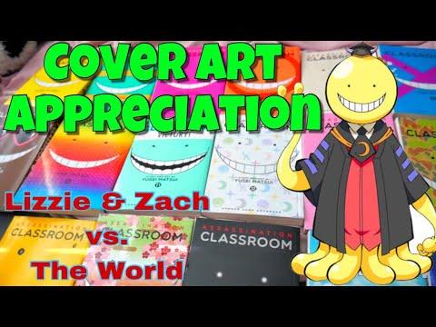 Cover Art Appreciation :: Assassination Classroom