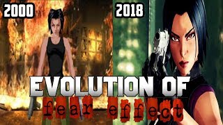 Graphical Evolution of Fear Effect (2000-2018)