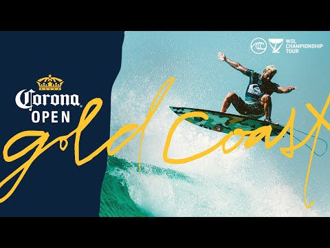 Corona Open Gold Coast | Welcome to the Show