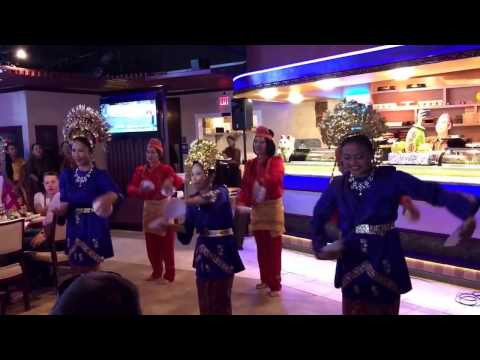 Piring Dance by RBI at Eurasia Grand Opening, May 4th 2017